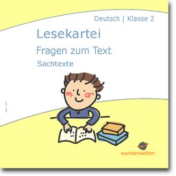 Freiarbeitsmaterial Grundschule Lesen