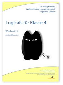 Logicals Deutsch 4. Klasse